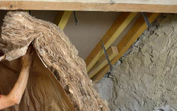 Croftfoot pitched roof insulation costs