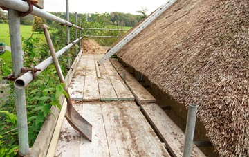 advantages of Croftfoot thatch roofing