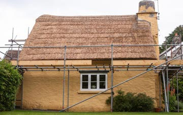 Croftfoot thatch roofing costs